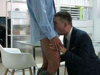 гей порно видео в офисе