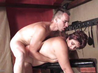 Порно про старых
