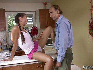 Порно видео старые бляди